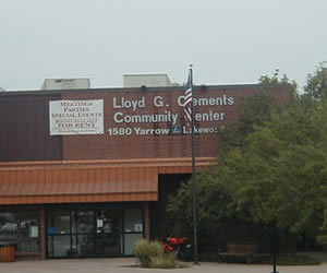 Lloyd G Clements Community Center Lakewood Rides