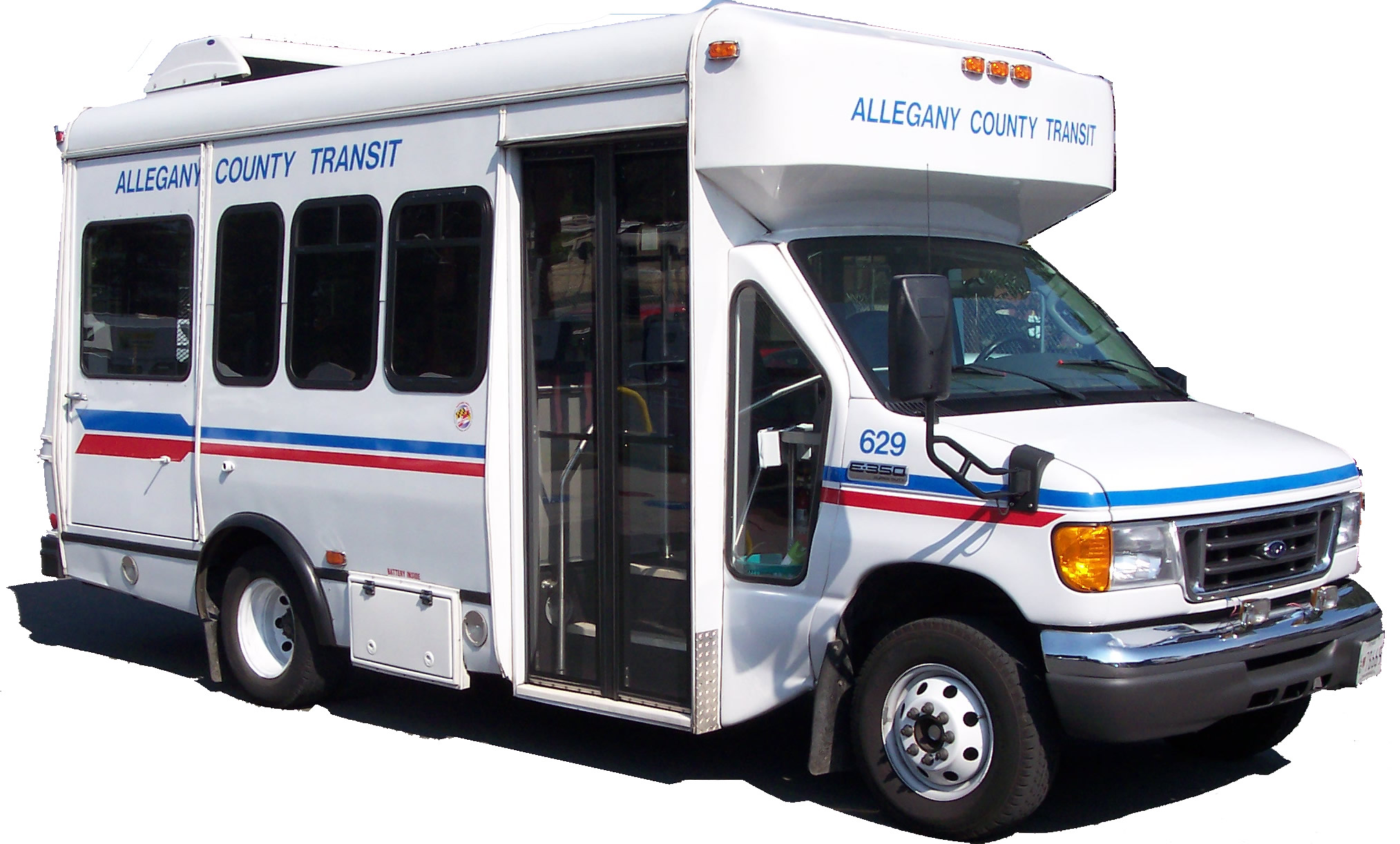 ACT Alltrans Senior and ADA Transportation Services